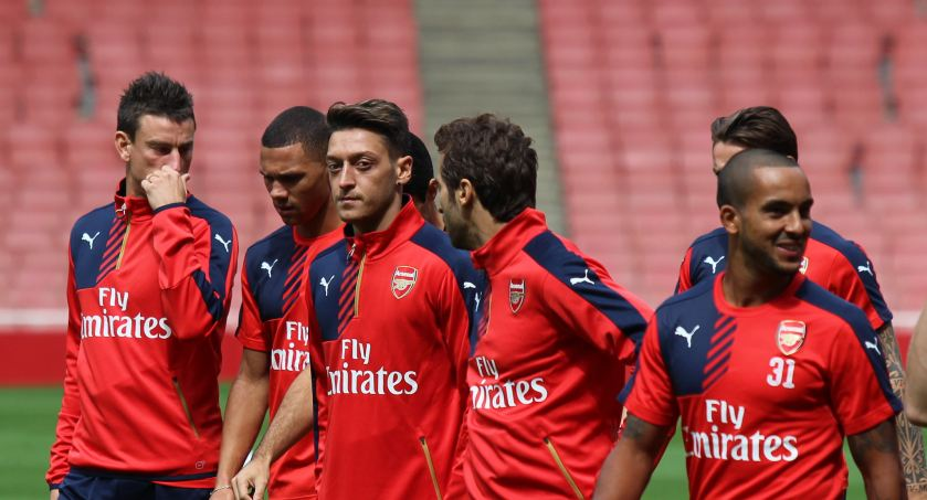 Arsenal members day 2015 - copyright JoshJdss, used under Creative Commons license.